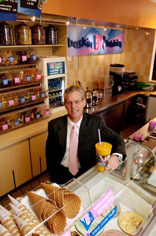 Baskin Robbins CEO