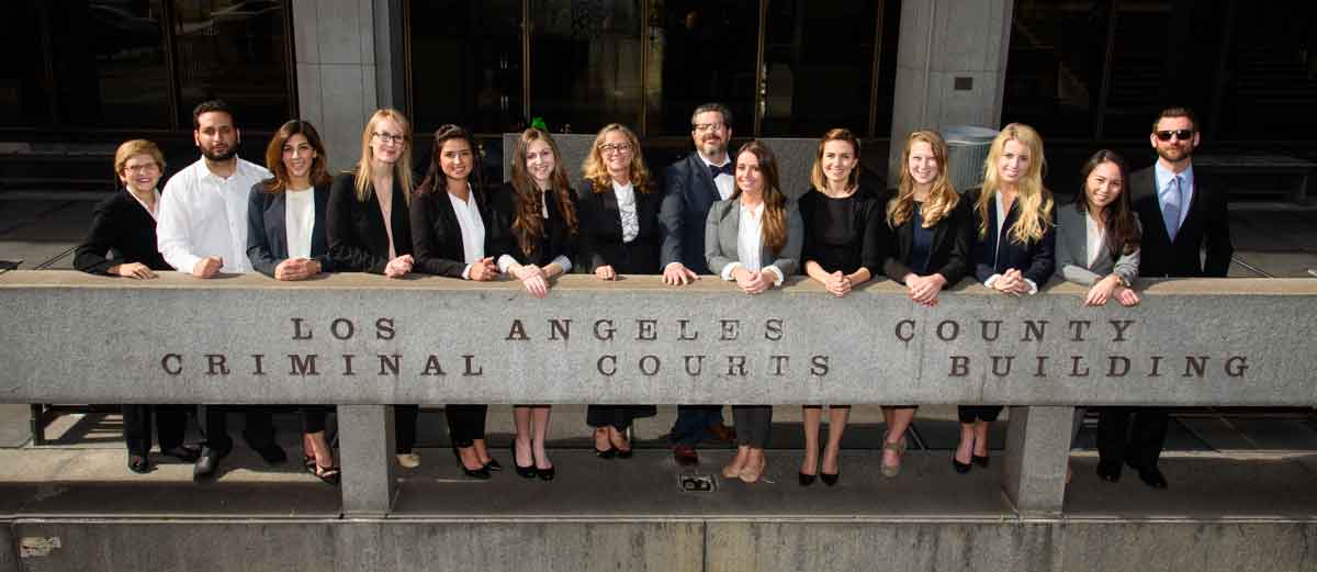 LA County Criminal Courts Bldg