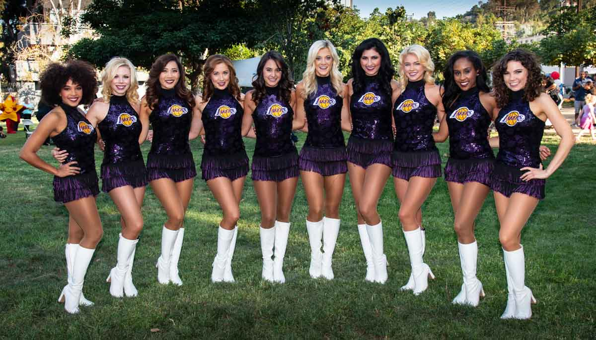Lakers Cheerleaders
