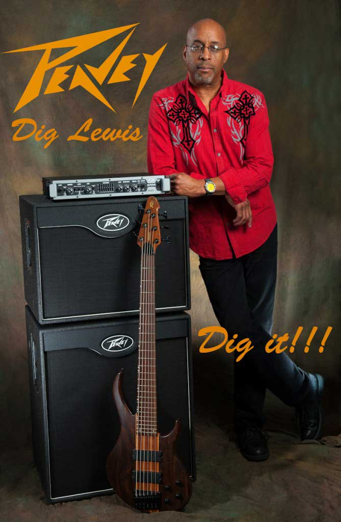 Dig Lewis - Peavey