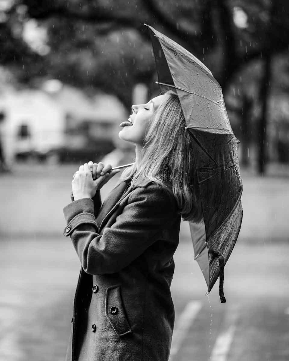 Tasting the Rain