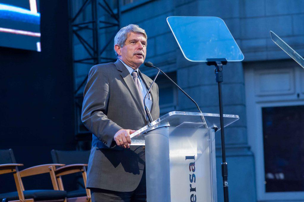 NBCU Zev Yaroslavsky event