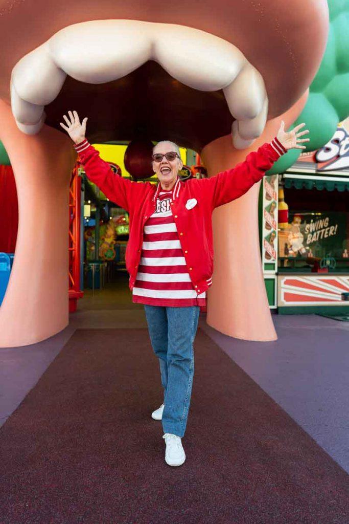 Universal Hollywood Theme Park